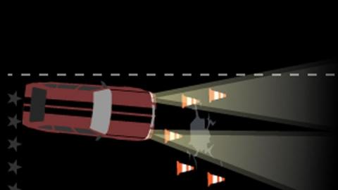Разработка интеркативного баннера с игрой для компании Tele2