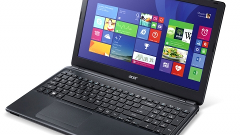 Разработка flash-баннера Acer Aspire E1