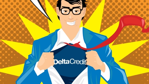 Разработка рекламной концепции банка «Дельтакредит»